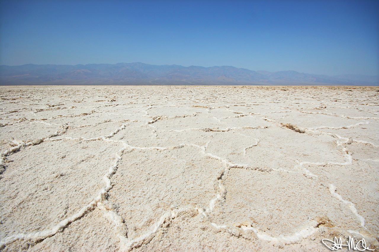 badwater saltflat